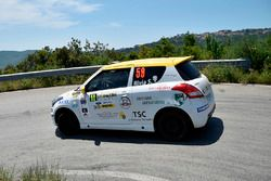 Simone Rivia, Matteo Maini, Suzuki SWIFT Sport 1.6 R1B, Versilia Rally Team