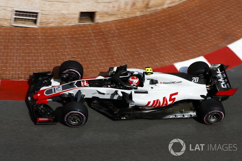 kKevin Magnussen, Haas F1 Team VF-18