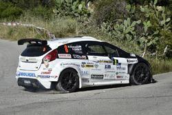 Giuseppe Testa, Massimo Bizzocchi, Ford Fiesta R5, Gass Racing