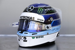 Special helmet for Monaco GP of Valtteri Bottas, Mercedes-AMG F1