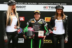 Ana Carrasco en pole position