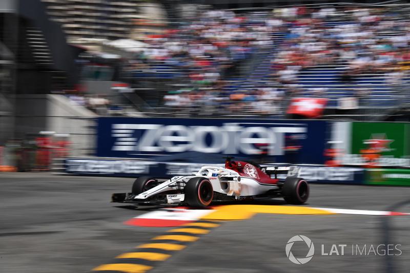 16. Marcus Ericsson, Sauber C37