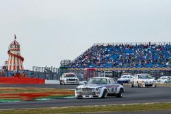 Classic Jaguar touring car