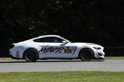 #80 AWA, Ford Mustang GT4, GS: Martin Barkey, Brett Sandberg