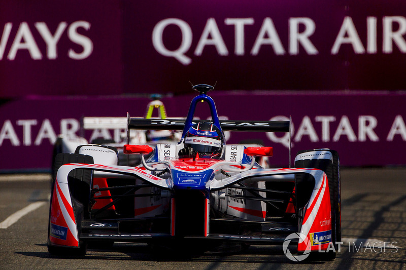 Mahindra Racing / Formula E (New York)