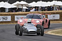 Porsche 804 Richard Attwood