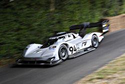 VW I.D. R Pikes Peak Romain Dumas