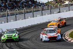 Norbert Michelisz, BRC Racing Team Hyundai i30 N TCR, Norbert Nagy, Zengo Motorsport Cupra TCR