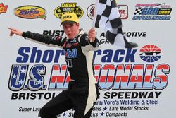 Race winner Raphael Lessard