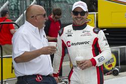 Bobby Rahal con Oriol Servia, Scuderia Corsa with RLL Honda