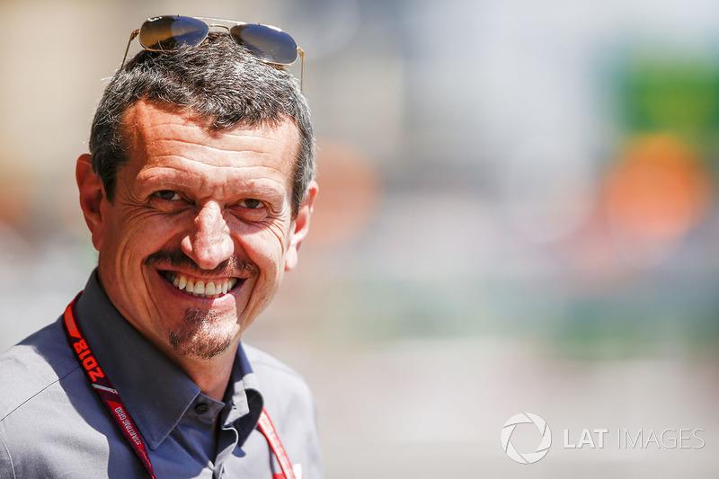 Guenther Steiner, Takım patronu Haas F1