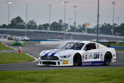 #31 TA2 Ford Mustang: Elias Anderson of ARX Motorsports