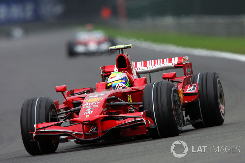 2008 Felipe Massa, Ferrari