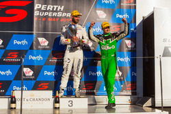 Second place Mark Winterbottom, Tickford Racing Ford