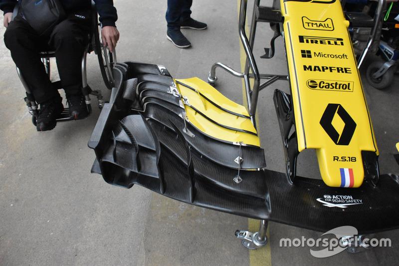 Renault Sport F1 Team RS 18