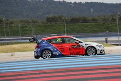 Mikel Azcona, PCR Sport, Cupra TCR