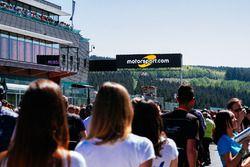 Баннер с логотипом Motorsport.com