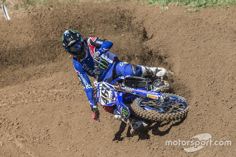 Romain Febvre, Monster Energy Yamaha Factory Racing