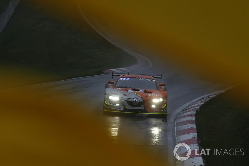 Дитер Шмидтман, Хайко Хаммель, Куно Виттмер, GTronix 360 Team mcchip-dkr, Renault RS01 (№35)