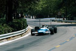 Jackie Stewart, Matra Cosworth MS80