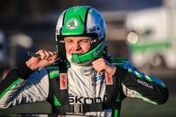 Pontus Tidemand, Skoda Motorsport
