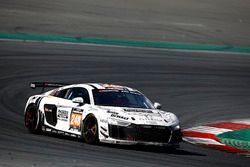 #248 Phoenix Racing Audi R8 LMS GT4: Philip Ellis, Joonas Lappalainen, Gosia Rdest, John-Louis Jasper