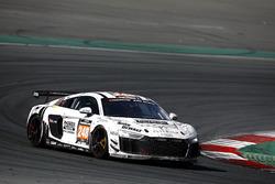 #248 Phoenix Racing Audi R8 LMS GT4: Philip Ellis, Joonas Lappalainen, Gosia Rdest, John-Louis Jaspe