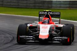Alexander Rossi, Manor Marussia MR03