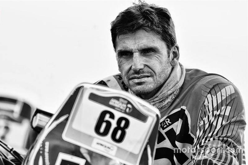 #83 Ignacio Sanchís, FN Speed