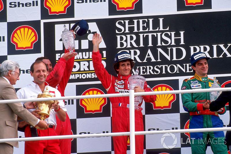 GP de Gran Bretaña 1989
