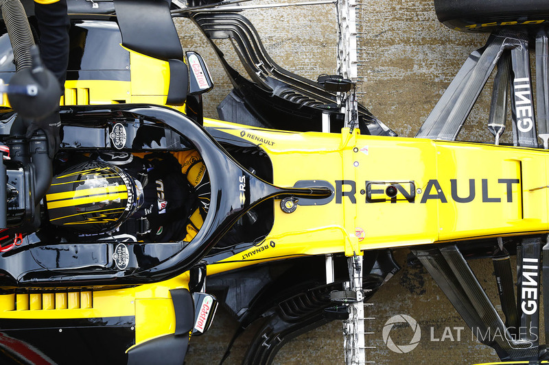 Renault Sport F1 Team RS18