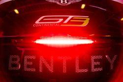 Bentley Team M-Sport Bentley Continental GT3 logo