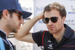 Jérôme d'Ambrosio, Dragon Racing y Nicolas Prost, Renault e.Dams