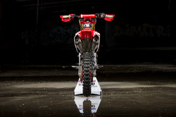MX2: Bike of Calvin Vlaanderen, Team HRC
