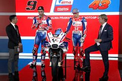 Данило Петруччи, Джек Миллер, Pramac Racing