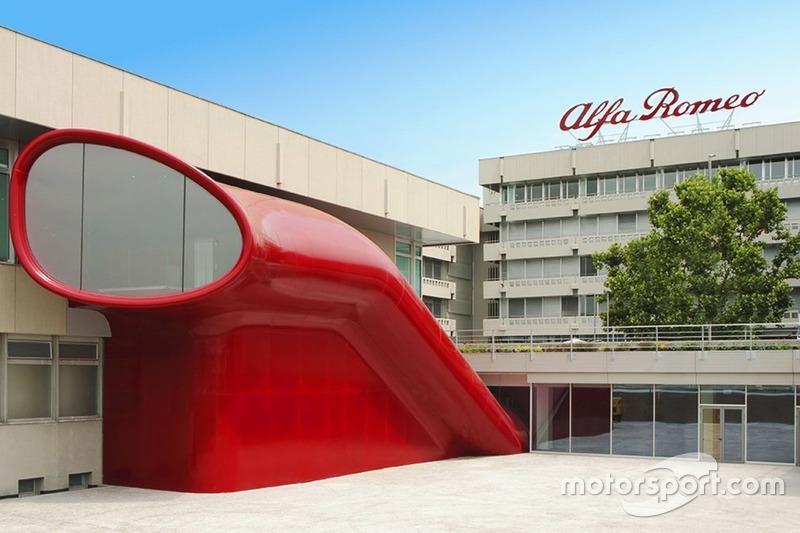 Alfa Romeo Museo