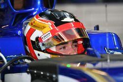 Charles Leclerc, Sauber C36