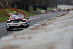 Массимо Гуэррато и Марко Баджи, 124 Abarth Rally