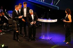 Derek Warwick recibe un premio a su trayectoria