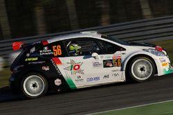 Марко Поллара и Джузеппе Принчотто, Peugeot 208 T16