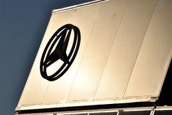 Logo Mercedes AMG F1