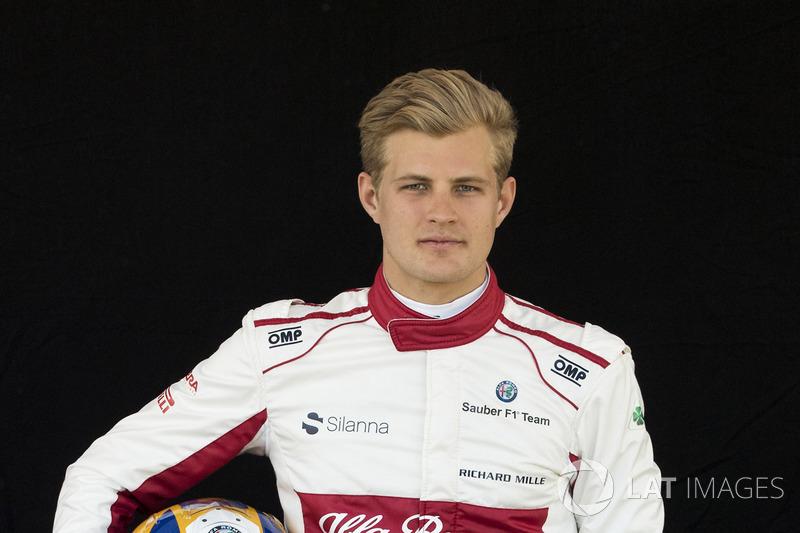 ... donde, como favorito para estar junto a Raikkonen, se encuentra Marcus Ericsson