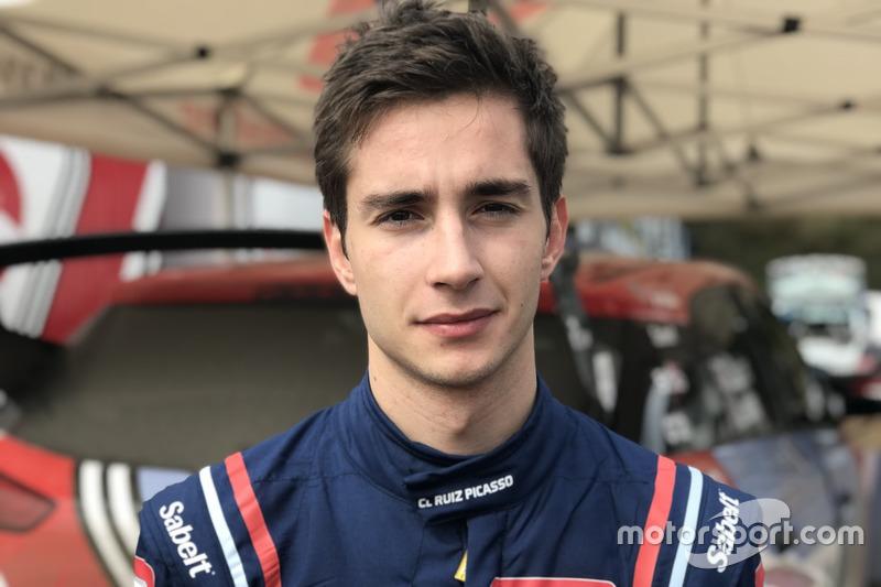 Pierre-Louis Loubet, BRC Racing Team