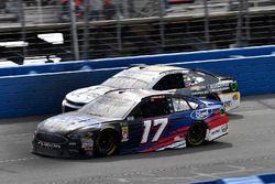 Ricky Stenhouse Jr., Roush Fenway Racing, Ford Fusion Ford, Ryan Newman, Richard Childress Racing, C