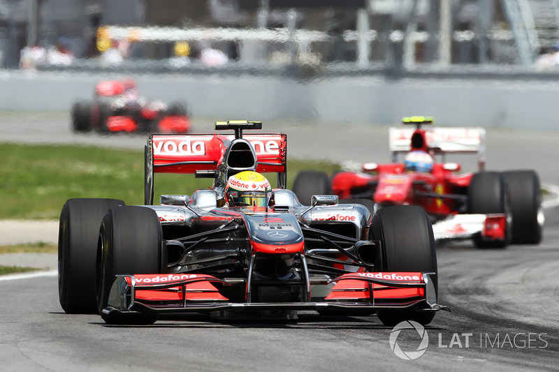2010 Lewis Hamilton, McLaren