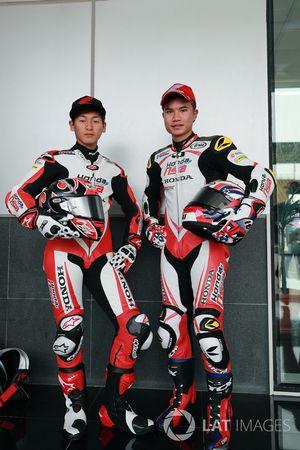 Kaito Toba, Honda Team Asia, Aritphuvapat