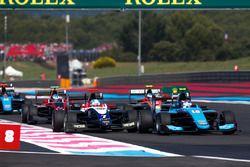 Juan Manuel Correa, Jenzer Motorsport and Ryan Tveter, Trident