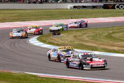Matias Rossi, Nova Racing Ford, Martin Serrano, Coiro Dole Racing Chevrolet, Emiliano Spataro, Renau