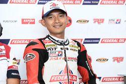 Dimas Ekky, Federal Oil Gresini Moto2