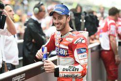 Winnaar Andrea Dovizioso, Ducati Team